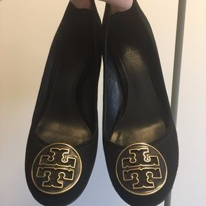 Black Tory Burch Heals